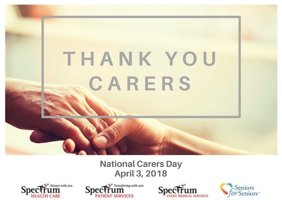 Image: It's National Carers Day!