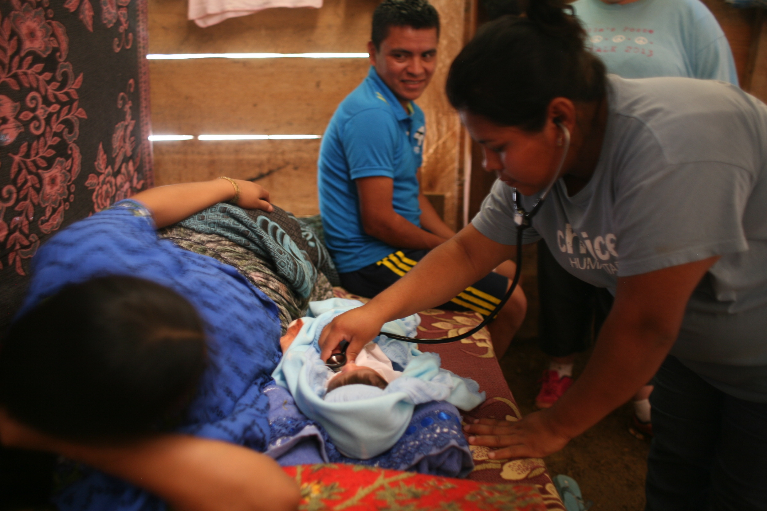 Image: Xalibe Update: Reducing infant mortality in Guatemala